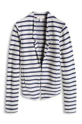 Blog Vienna Fashion Waltz Esprit Sweat Cardigan Streifen Stripes