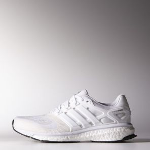 adidas energy boost esm, Laufschuh, all white