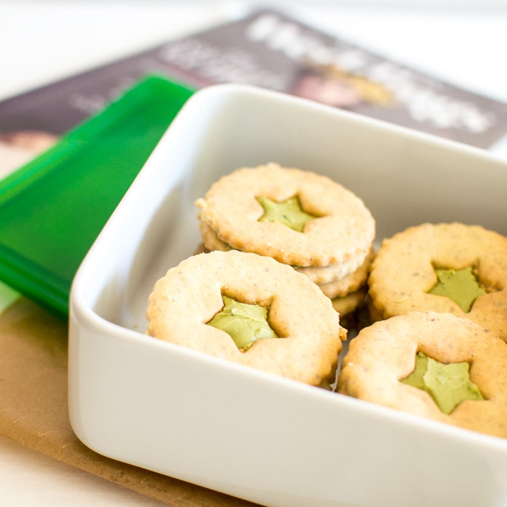 Matcha tee kekse rezept