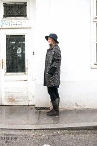 Kaschmir Winter Outfit, Kaschmir Handschuhe selber stricken