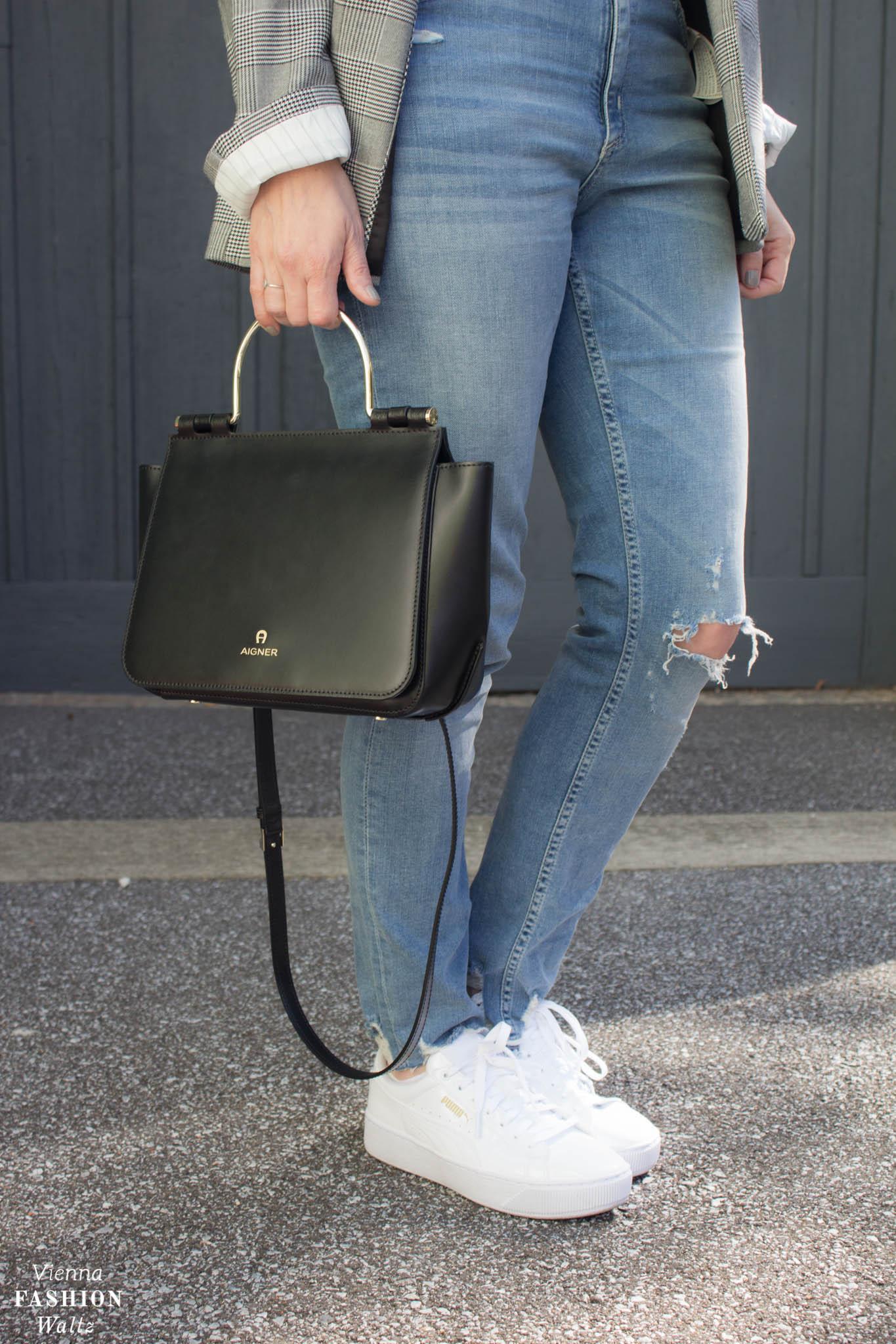 Statement Tasche Aigner Lexi Bag Blog Puma Platform Sneakers Vichy Deichmann