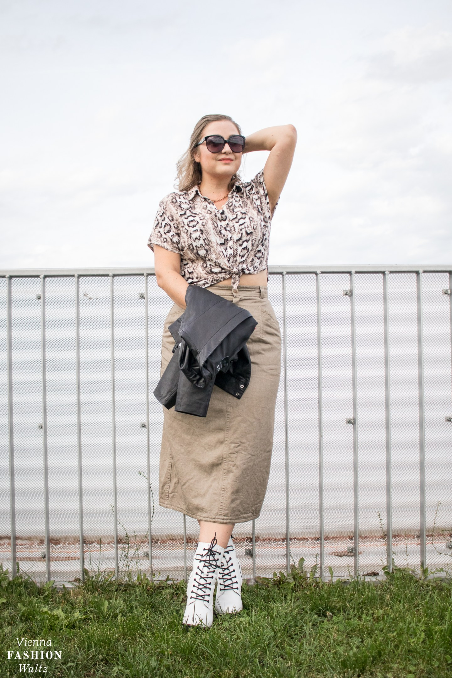 Fashion Inspo, Outfir Ideen, Mode für Frauen, Animal Print stylen