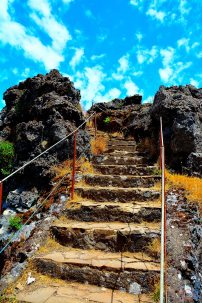The Stairway to Heaven, Madeira © JP400