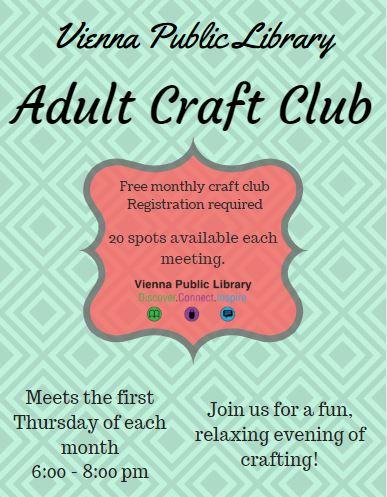 craft club 10.2019