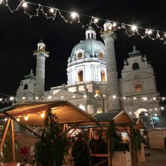 Advent-Wochenende in Wien