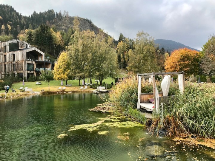 Sehnsuchtsort WaldSpa Forsthofgut