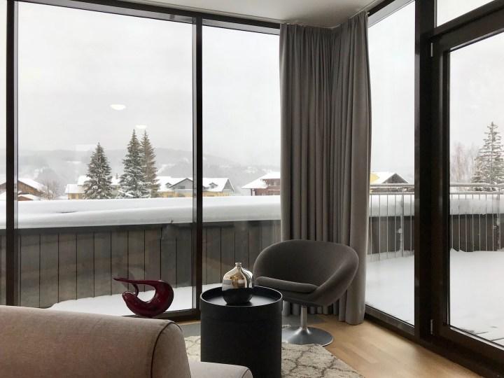 Concept Store for Ski & Wine