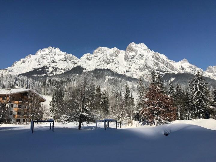 #Gourmet im Schnee (No.1)