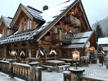 Gourmet im Schnee