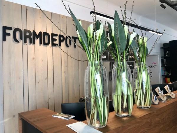 Formdepot: Raum für Handwerk, Design & Architektur ...