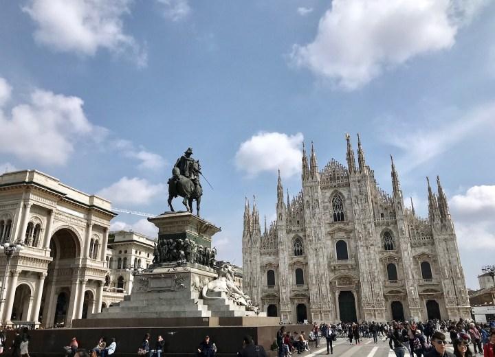 Mailand: Die Stadt der Kunst & Mode