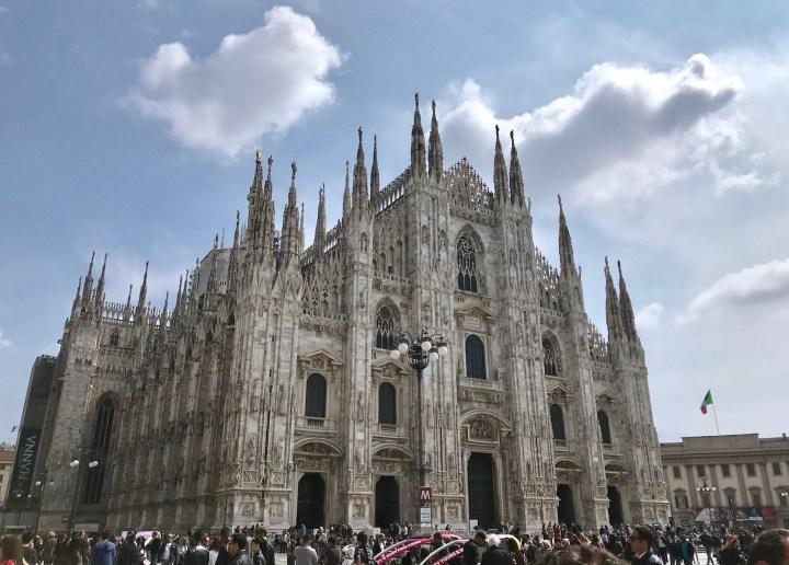 Ein Kurztrip in die Modestadt Mailand – 1st Day