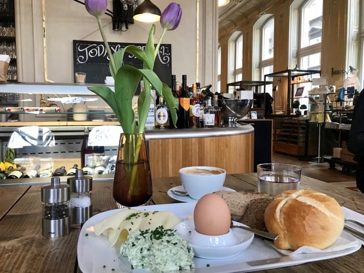 Frühstücken & Chillen in Wien