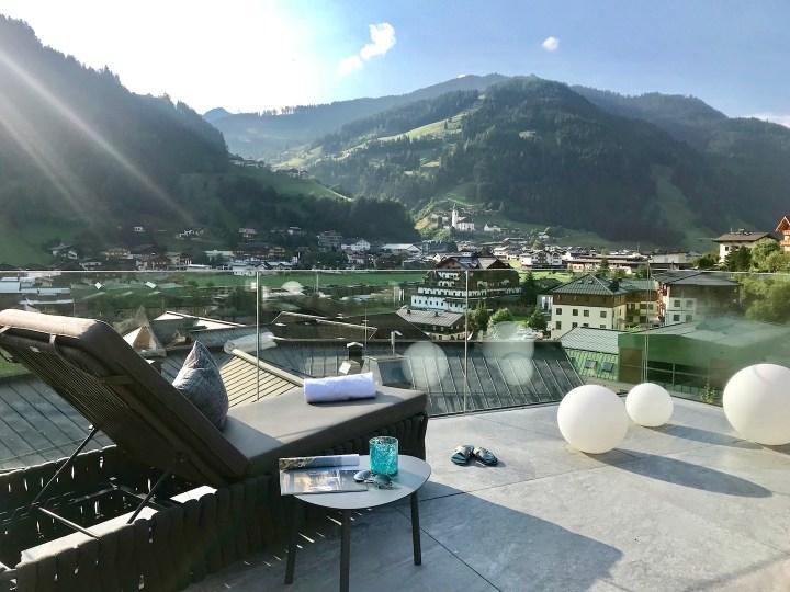 Purer Genuss im Edelweiss Mountain Resort Großarl