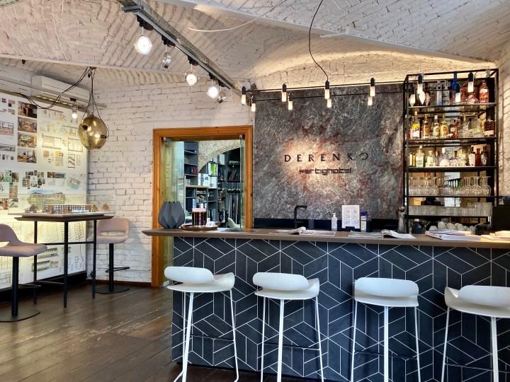 Derenko: Inszenierung neuer Restaurant- und Hotelbühnen
