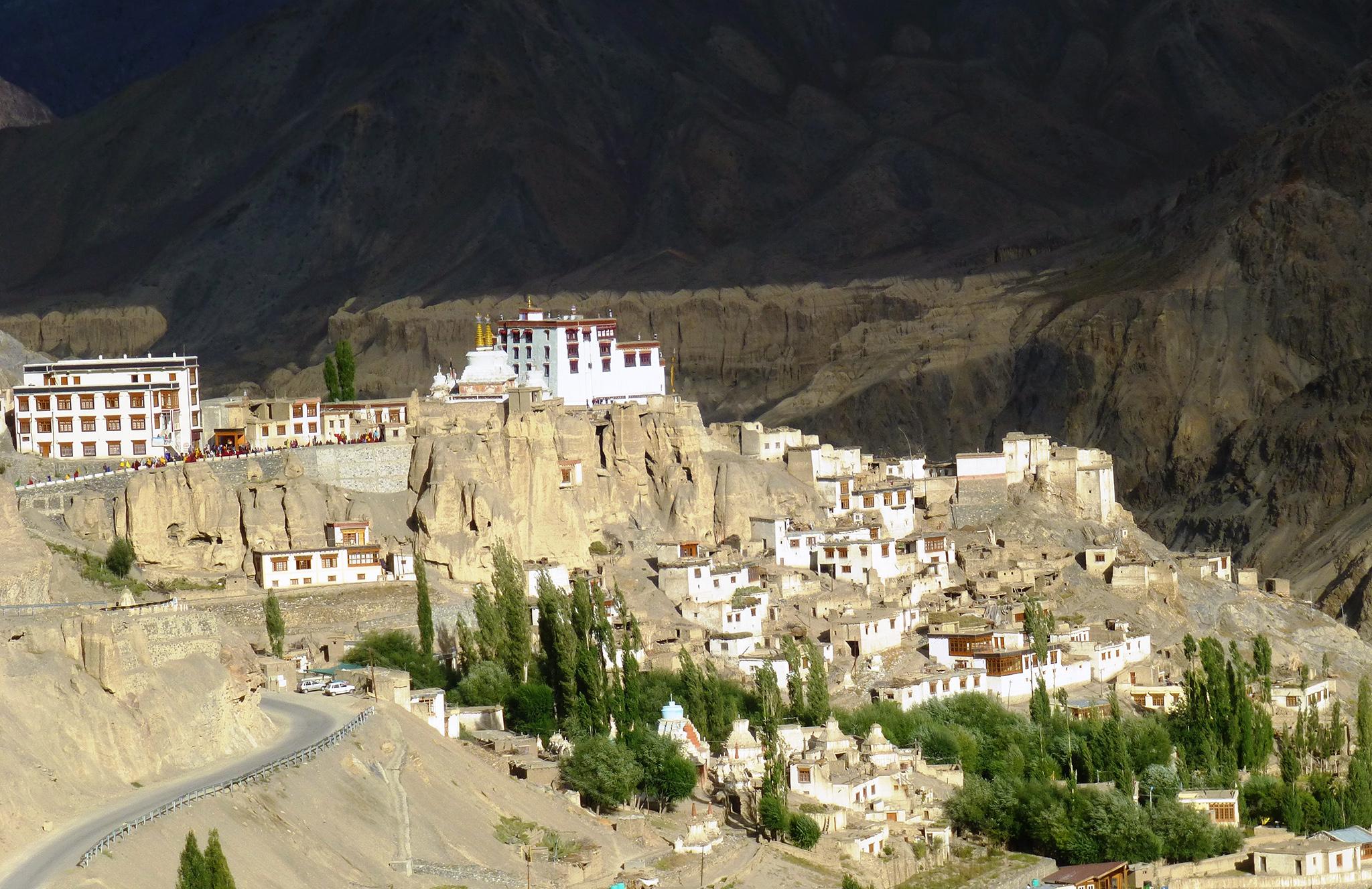 Monastère de Lamayuru au Ladakh