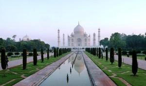 Mausolée Agra