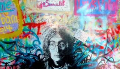 Portrait de Lennon