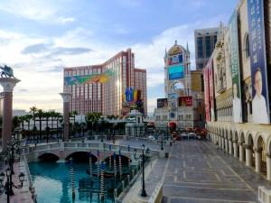 Las Vegas casino Venise