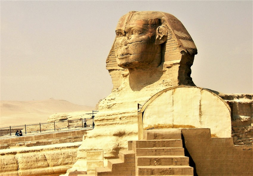 Caire Le sphinx Egypte