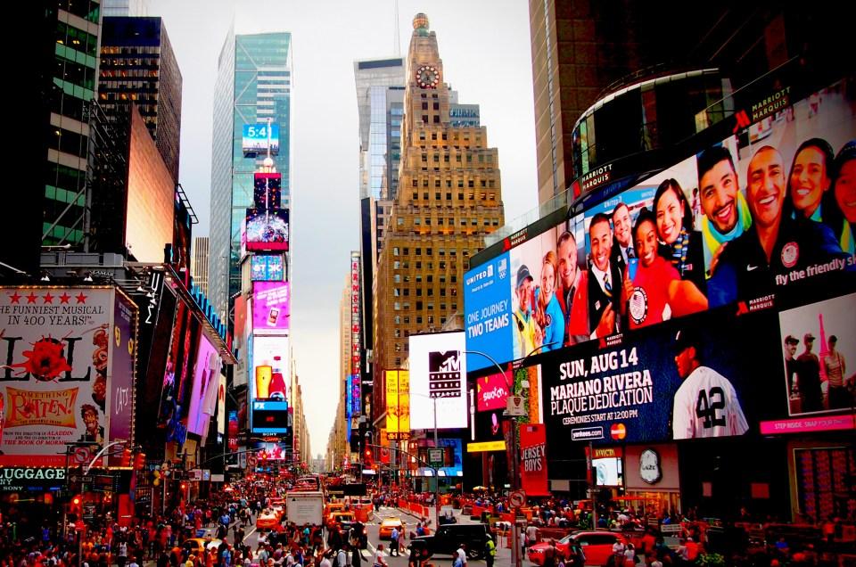New York : la Big Apple