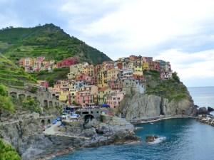 village de pêcheurs Italie