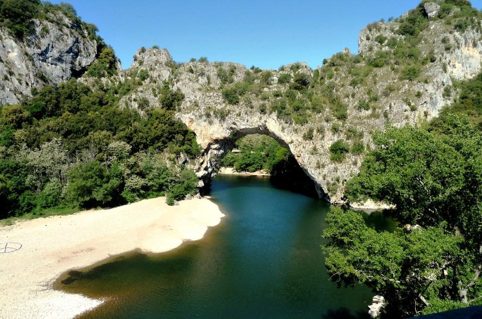 Les gorges de l'Ardèche sous toutes les coutures