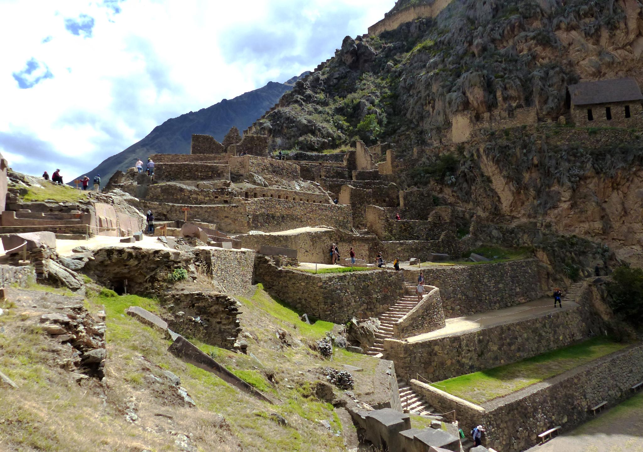 Site archéologique Inca Pérou