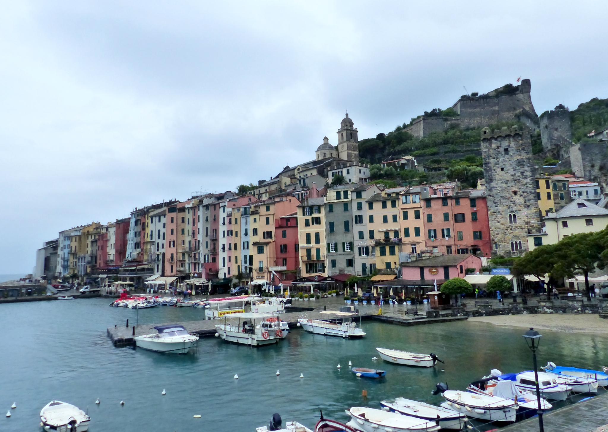 Village médiéval Italie