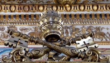 Symbole papal Rome