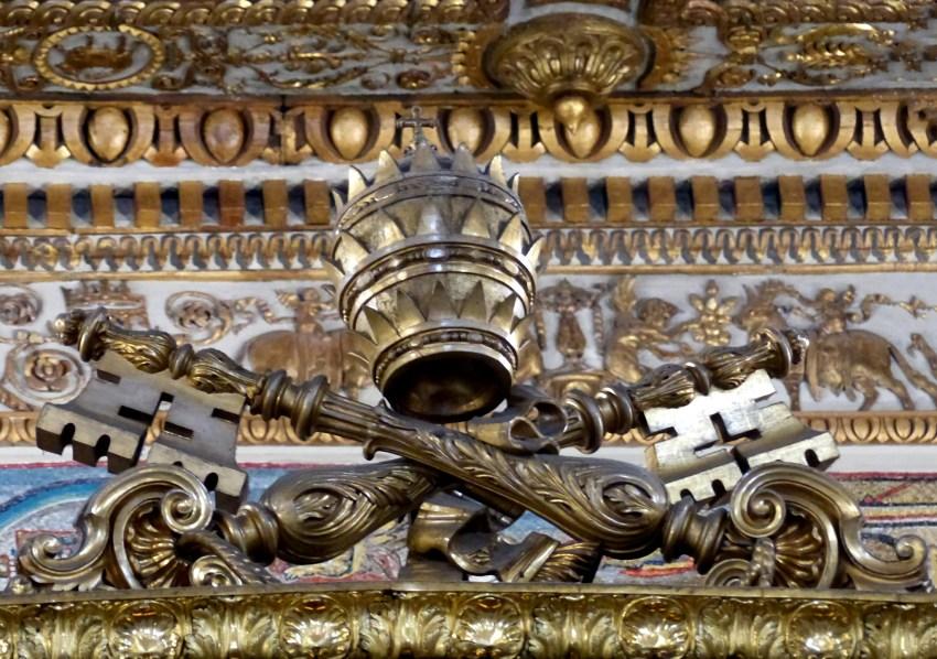 Symbole papal