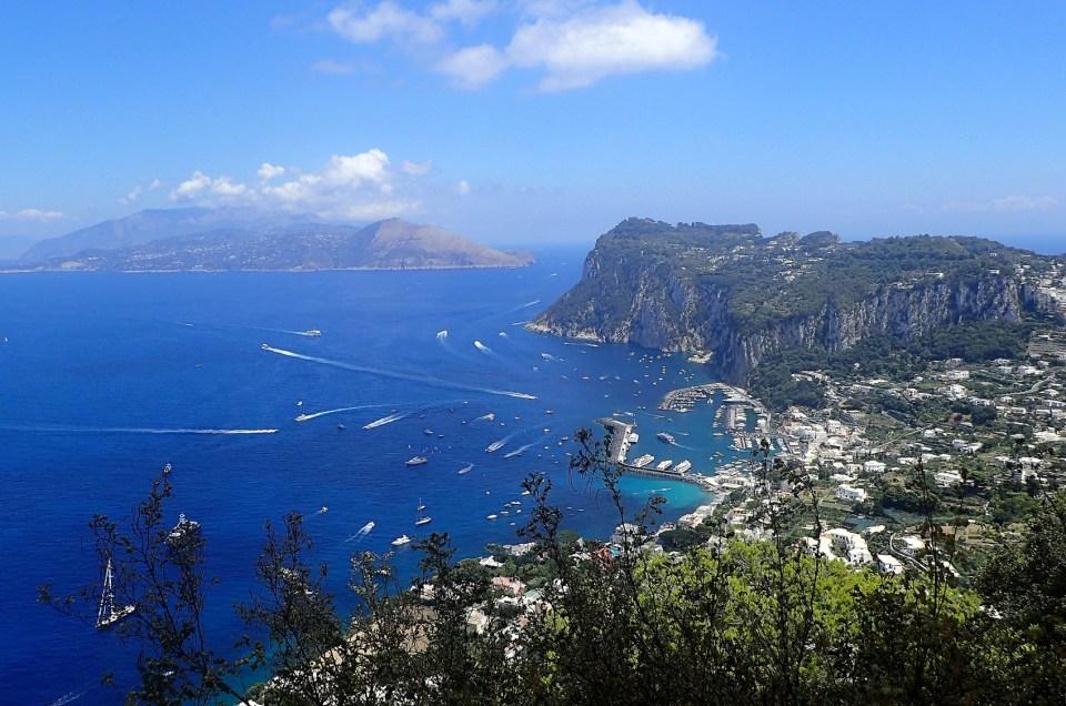 Capri, histoire de dire.