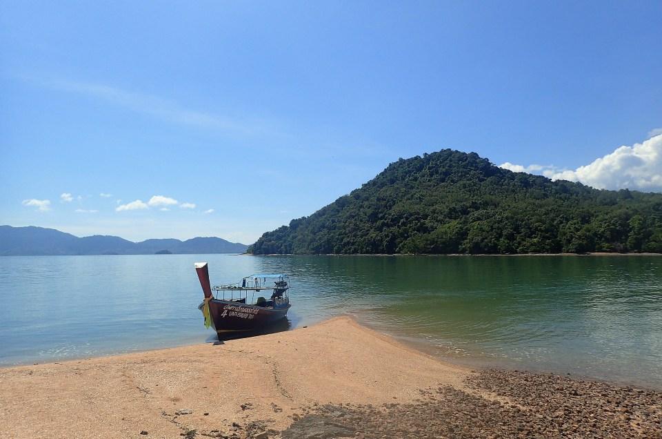 Koh Lanta à l'épreuve du kayak.