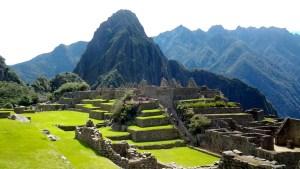 Terrasses andines Pérou