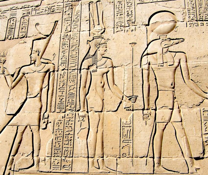Dieux Egypte antique