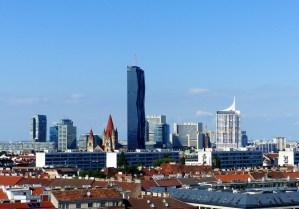 Buildings de Vienne