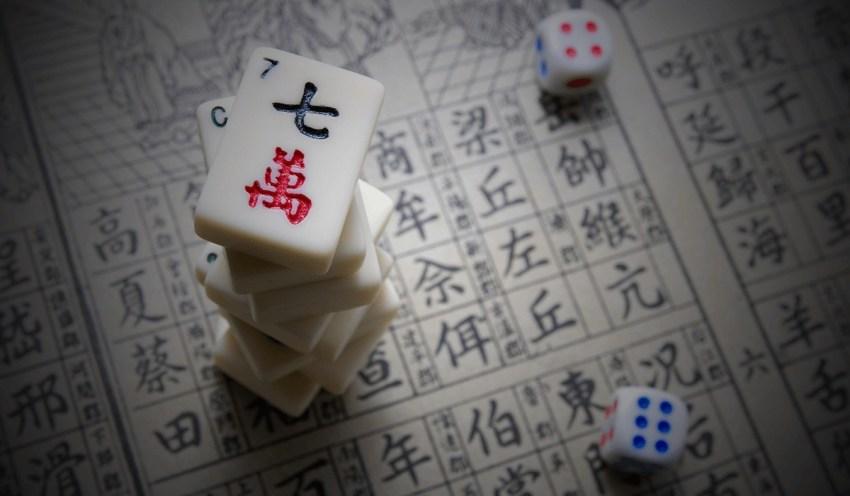 jeu de majong