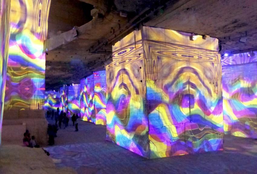 Carrières de Lumières Baux de Provence