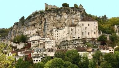Rocamadour cité médiévale