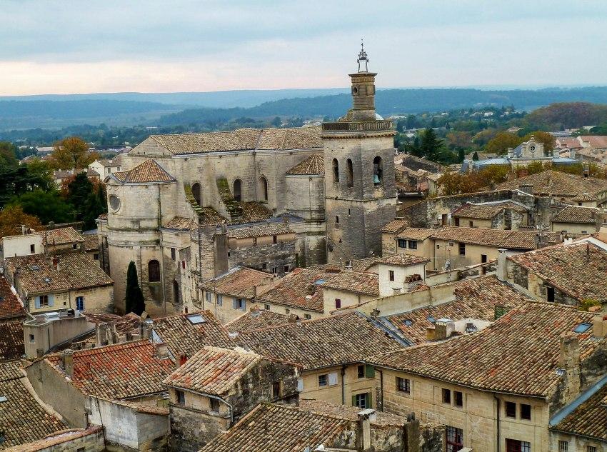 Village La Roque-sur-Cèze