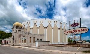Cyclorama de Jérusalem extérieur