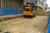 Cuatro segmentos viales fueron recuperados en Bosa