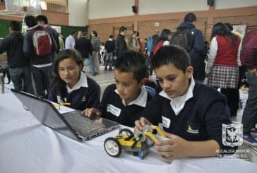 Encuentro Distrital de Educación en Tecnología – ENTEC 2015