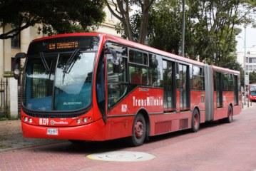 Cambios en rutas de TransMilenio desde el 10 de octubre