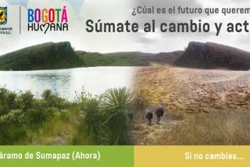 Lanzamiento del Plan Distrital de Cambio Climático