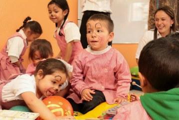 Hay 6.000 cupos para niños y niñas en jardines infantiles
