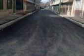 Nuevas obras viales en la localidad de Bosa
