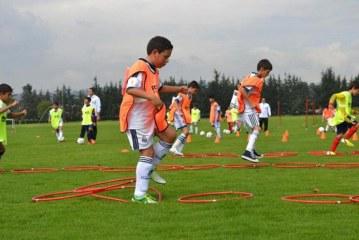 Primer encuentro deportivo por la paz en la localidad de San Cristóbal