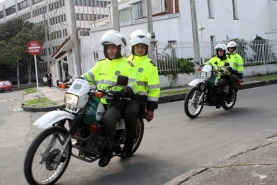 Bogotá sigue avanzando en reducción de delitos
