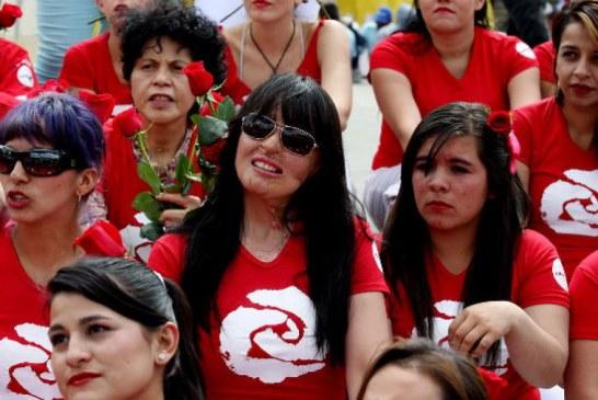 Bogotá conmemora el 'Día Internacional de la No violencia contra las mujeres'